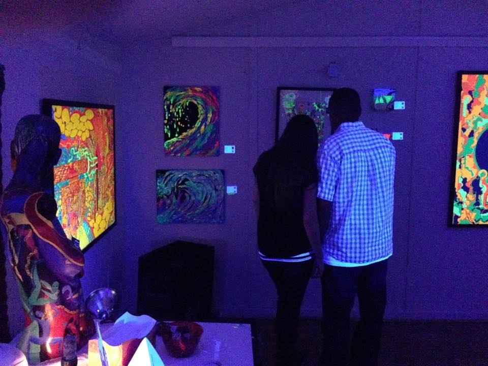 Blacklight Art Show 2019 Call For Art