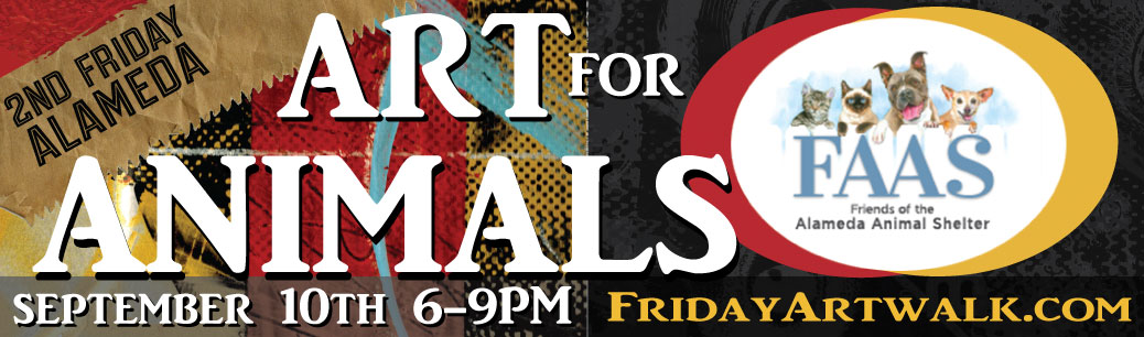 2nd Friday Artwalk For Animals